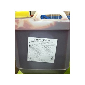 (무)(냉장)캐드핫바베큐불닭양념 5kg