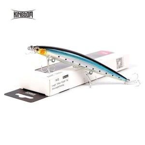 KINGDOM 하드베이트 플로팅 미노우 6502 시리즈