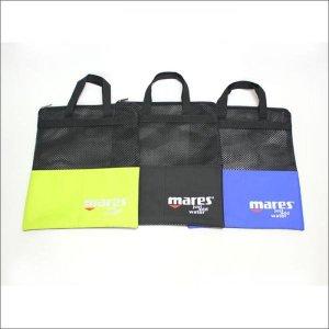 마레스 망사가방 숏핀용 오리발가방