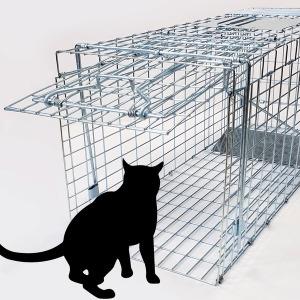 유해동물 포획망 고양이 구조 뉴트리아 포획틀 통덫
