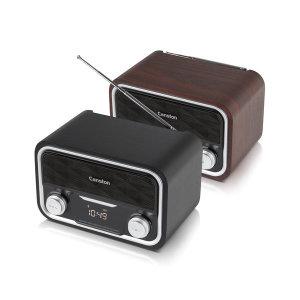 LX-C600 제페토 스킨블랙 블루투스 스피커 라디오