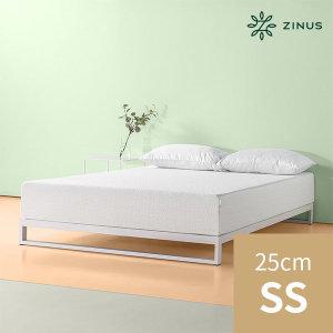 에센스 그린티 메모리폼 매트리스 (25cm/SS)
