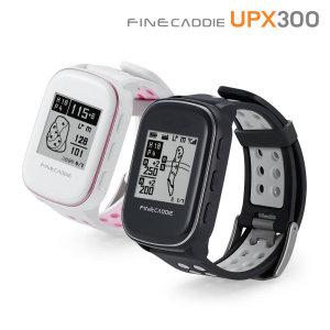 2019신제품   UPX300 GPS 골프 거리 측정기 (Black/White)