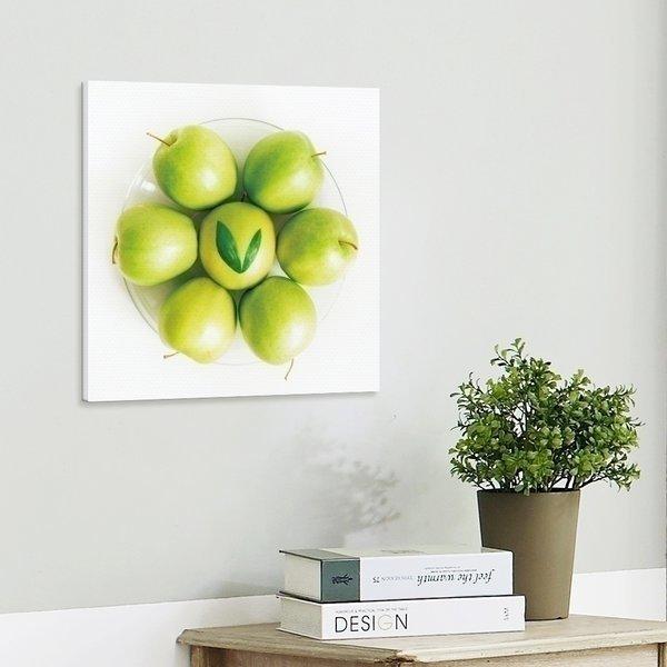 풋사과 그림 인테리어그림 벽걸이용그림 벽걸이액자