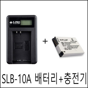 삼성 SLB-10A 배터리+충전기 VLUU PL50 PL51 PL55 L1