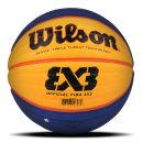농구공 FIBA 3X3 게임 공인구(6호) WTB0533 윌슨(wils