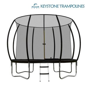키스톤 프리미엄 펌킨 대형 트램폴린 12피트 366cm