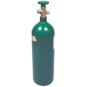 (인터파크큐브릿지)  가스텍 가스탱크/산소용기 4.9L