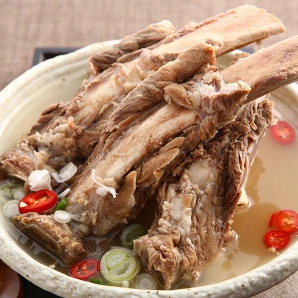 강남 소고기 왕갈비탕 1봉(800g)/할머니의 손맛