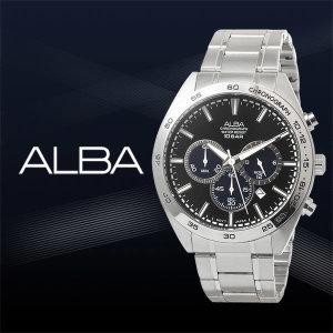 알바  한국본사 삼정시계 공식업체 SEIKOALBA 세이코  AT3B67X1백화점매장 A