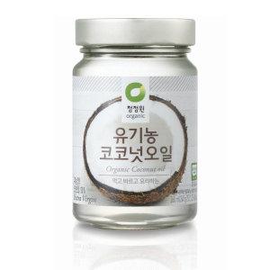 청정원  유기농 코코넛오일 260ml