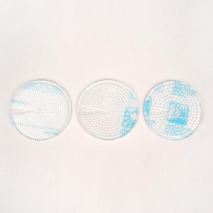 레노 아크릴 가이드 - 바느질 타공 (곡선형)/레더노리