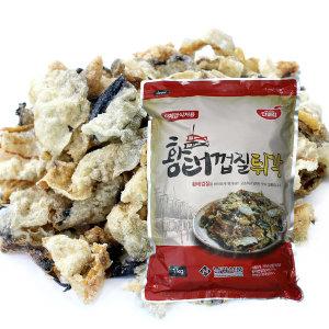 남광식품 황태껍질튀각1kg 콜라겐이풍부
