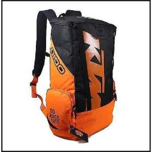 KTM 오토바이 가방 백팩