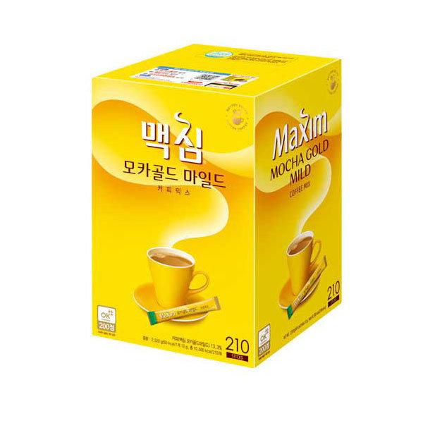 맥심 모카골드 커피믹스(210T) / 무료배송
