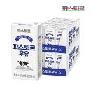 파스퇴르 전용목장 200mL 흰 멸균우유 24입 X2 (48입)