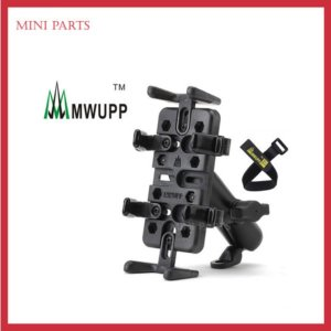 MWUPP 오토바이 스쿠터 핸드폰거치대 미러형