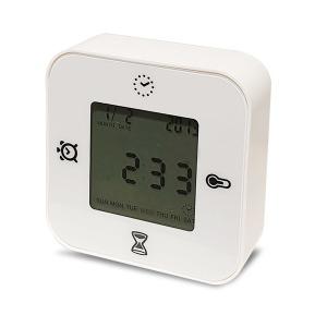 이케아 KLOCKIS 클로키스 시계 온도계 알람 타이머