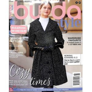 Burda Style (월간) : 2019년 11월  Burda 편집부