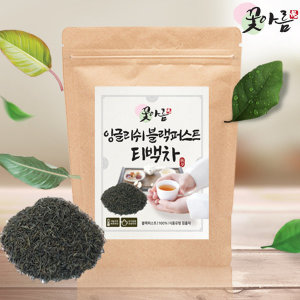 꽃아름 잉글리쉬블랙퍼스트차 티백 100개입
