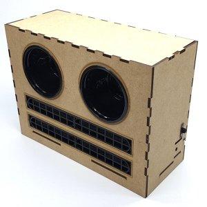 과학조립키트-블루투스 우퍼 스피커 RS1