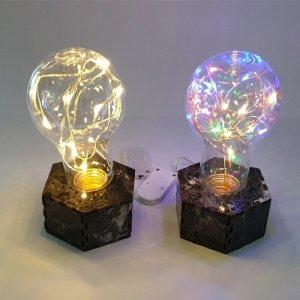 과학조립키트-LED 전구 조명 만들기 RS1