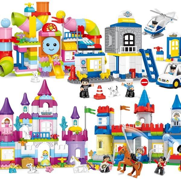 레고듀플로호환20종 유아대형블럭장난감 어린이선물