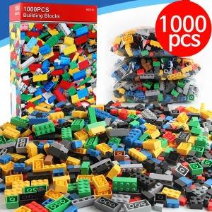 레고호환 리필블럭1000pcs 벌크블럭 조립블럭