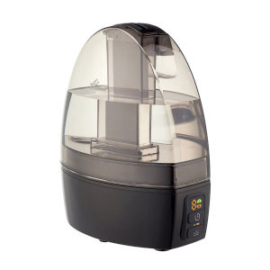 한일 안심 가열식 가습기 HSV-370M 블랙에디션