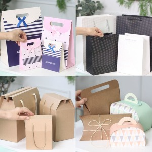 선물상자/포장/쇼핑백/종이가방/입학/유치원/답례품