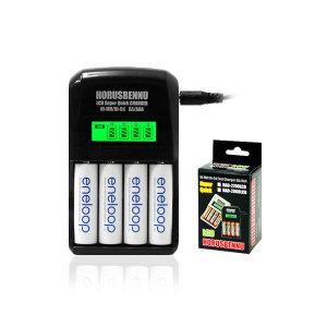 호루스벤누 충전지 초급속충전기 HAD-2700LCD (차량겸