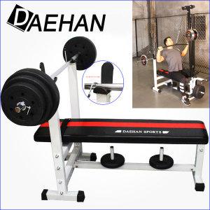 3가지 벤치프레스 세트 세라믹60kg가격 40~80kg
