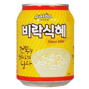 비락식혜 238ml24캔 팔도 무료배송