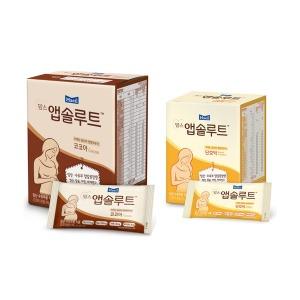 맘스 앱솔루트 코코아/20g 10개 2박스/단호박맛