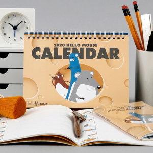 2020 Hello Mouse Calendar(캐찹)/ 바보사랑