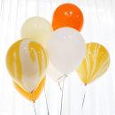 마블풍선세트 7P(옐로우)/생일파티용품 이벤트 기념일