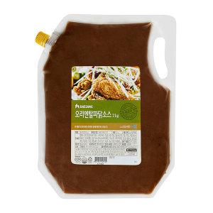 쉐프원 오리엔탈 파닭소스 2kg/청정원소스