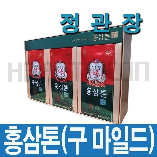 정관장 홍삼톤 50ml30포/(구홍삼톤마일드) 리뉴얼