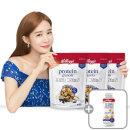 프로틴 그래놀라 검정약콩 3봉지 + 쉐이크 1병 증정