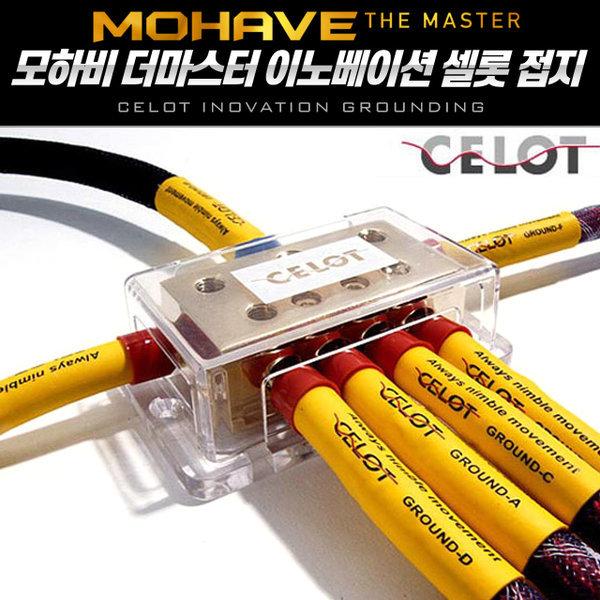 모하비 더마스터  이노베이션 셀롯 접지 킷