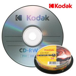 CD-RW 12배속 700MB 10장케이크/공CD/공DVD/공시디