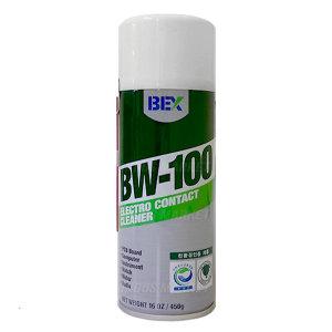벡스 BW-100 강력 세척 전기 접점 부활제 세척제 450g