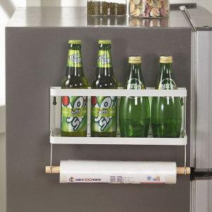 주방 냉장고 세탁기 자석 선반 2단(에코형)