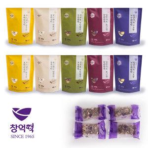 맛있는 떡 창억 떡 찰떡 5종 세트 전국 대표 떡 브랜드