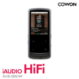 코원 DAP iAUDIO HiFi 128GB MP3 플레이어
