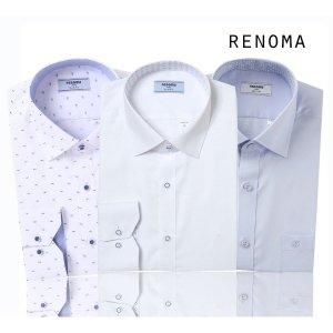 2019년 레노마셔츠 유니크한 긴소매 드레스셔츠 슬림일반핏40종(선물포장)
