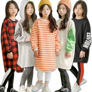 겨울 기모 원피스 레깅스 /아동복/주니어의류 19호