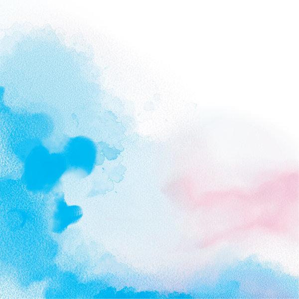 떡메모지 100매 - 뭉게구름/ 메모장 엽서 편지지 그림