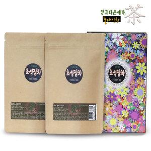 초석잠차 40개입 48g 삼각티백 주문후생산 국산차 tea