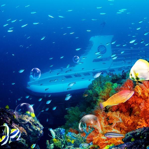 제주 서귀포잠수함/드르쿰다in성산.레트로보이즈 이용혜택/ 제주도잠수함/제주잠수함